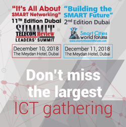 Telecom Review Summit 2018  - Dubai