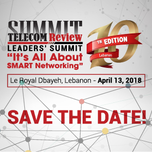 TRS Summit Beirut 10th Edition 2018 - side