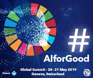 AI fro Good Geneva 2019