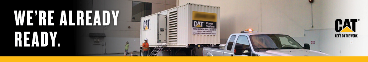 Caterpillar Rental Power