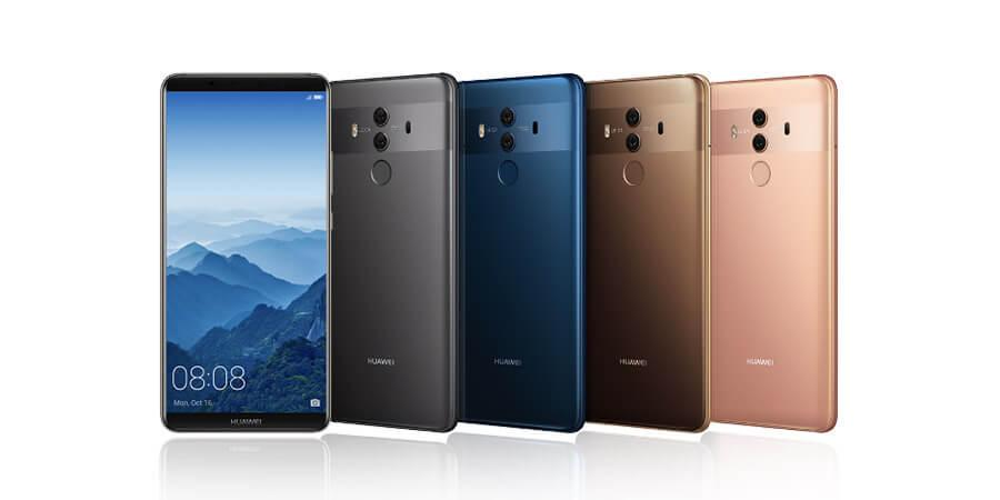 Telecom Review - Huawei unveils first smartphones with AI