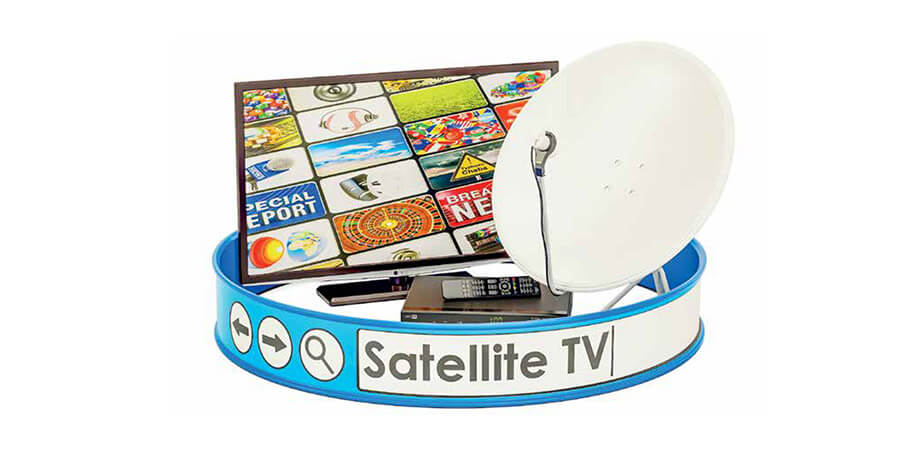 telecom review satellite tv reception continues to grow in mena. Black Bedroom Furniture Sets. Home Design Ideas